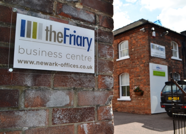The Friary Business Centre opens for business